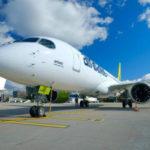 airBaltic получила 23-й самолет Airbus A220-300