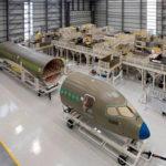 Airbus получил контроль над обслуживанием и снабжением АТИ самолета А220