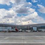 Пассажиропоток аэропорта Симферополь в августе вырос на 19%
