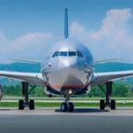 """Пассажиропоток группы """"Аэрофлот"""" снизился на 52,2% по итогам восьми месяцев"""