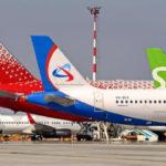 Пассажиропоток российских авиакомпаний в августе подрос до 63,4% от прошлогоднего
