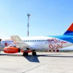 """Региональный туристический бренд украсил самолет авиакомпании """"Азимут"""""""