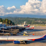 Увеличение пассажиропотока на 35% зафиксировал аэропорт Сочи в августе